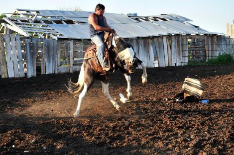 chuck rodeo