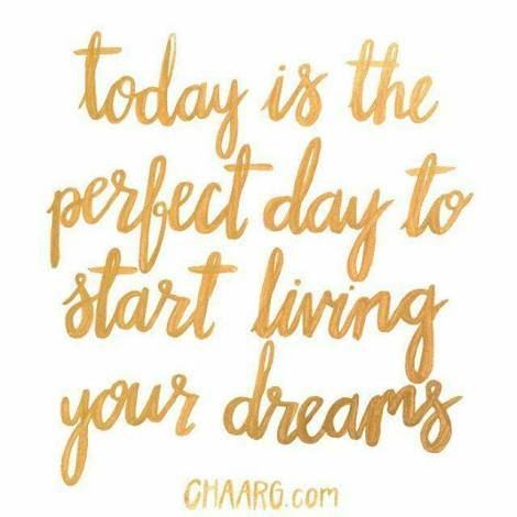 start-living-your-dreams